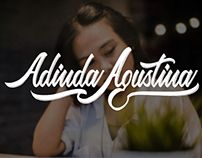 "Dailytype "" Adinda Agustina"""