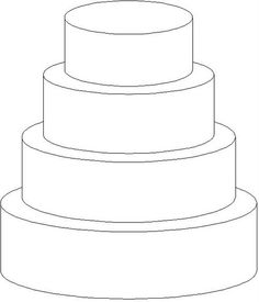 template for designing cakes Food Coloring Pages, Coloring Books, Kids Colouring, Crafts For Kids, Arts And Crafts, Craft Kids, Cake Templates, Felt Patterns, Cake Decorating Tips