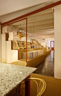Interiorismo tienda Altrescoses / Otrascosas / Otherthings   ARQUITECTURA-G
