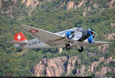 Junkers Ju-52/3mg4e aircraft picture. Bolzano (- Dolomiti / G. Sabelli) (BZO / LIPB) Italy, September 23, 2011