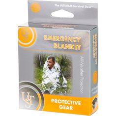 Ultimate Survival Technologies Emergency BlanketOne Color