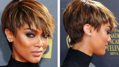 tyra banks short hair - Google Search....WOMEN Crime Travel Alert! recently in Hong Kong Ravi/Ravinder Dahiya, sex trafficker, born 1970, born Punjabi India, failed garment company owner, 45, tall, handsome, white hair, eyeglasses, & subordinate trick & trap women on Lantau Island & at Hong Kong Airport, both bus & plane travellers, for non-existent modelling agency work, a front for sex slavery.....#RaviDahiyaTraffickerHK
