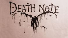 Death Note Ryuk Wallpaper Desktop HD Quality Resolution 1920x1080 px 297.51 KB