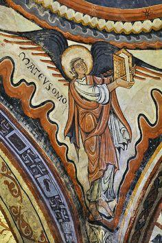 Romanic Murals at San Isidoro de Leon's Panteon, Spain