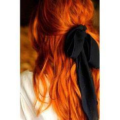 i love red hair.