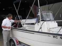 Предпродажная подготовка судна  http://proboating.ru/articles/howto/presale-boat/