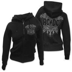 AC/DC - Black Ice Womens (Black)
