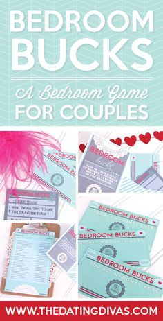 Romantic scavenger hunt and couples valentine scavenger - Spicing up the bedroom for married couples ...