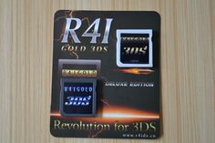 www.dsgameruk.com R4i Gold 3DS Deluxe Edition is the newest 3DS games flashcart by r4ids.cn You can use it to play DS and 3DS games. Support Nintendo 3DS/3DS(XL/LL) consoles(V4.1 to V4.5).Support all the latest 3D games(roms),You can use this card to play all the nds games too.real-time save and SDHC,wifi support.