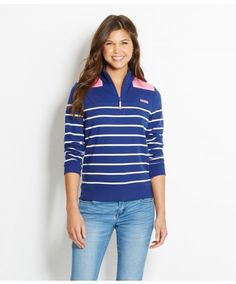 @vineyardvines Striped Shep Shirt!  www.keenelandgiftshop.com