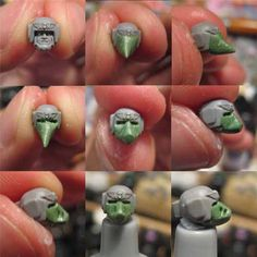 Imperial Guard Green stuff project log - Page 3