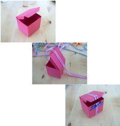 Things to make and do - art: small box