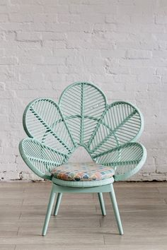 68 best green wicker images on pinterest rattan chairs cane