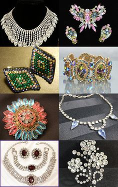 WOW, So Much Sparkle & Bling in One Place! Click to See Them All!