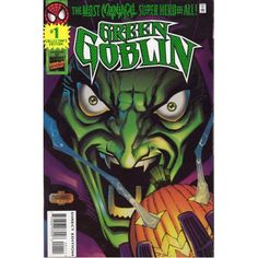 GREEN GOBLIN #1 | Marvel Comics | October 1995 | The Recycled Find