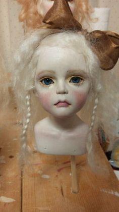人形制作 | a Whisper form a Doll