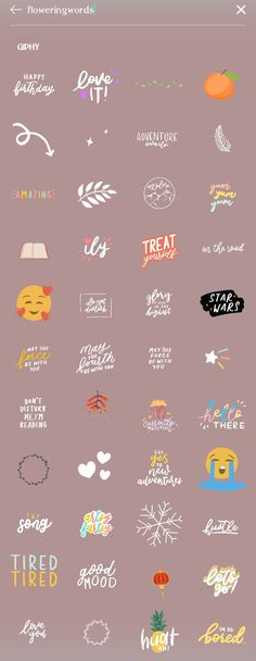 Instagram Emoji, Instagram Frame, Friends Instagram, Instagram And Snapchat, Instagram Quotes, Instagram Story Template, Instagram Story Ideas, Snapchat Emojis, Instagram Editing Apps