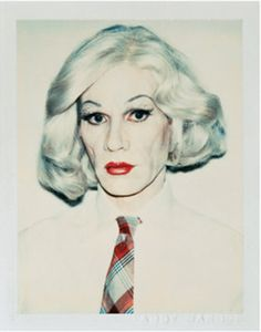 """ANDY WARHOL - The Original King of Selfies. BEFORE THERE WAS Instagram, there was the Polaroid. The iconic pop artist captured images of the """"Cool Crowd"""" (celebrities) taken between 1970 and 1987. Some of his most famous polaroid snaps including, John Lennon, Yoko Ono, Mick Jagger, Debbie Harry and Giorgio Armani – all taken with the Instagram of the 1970s, Polaroid.#fashionconnect #fashionevent #fashionnightout #msfw #popart #polaroid #polaroidmovement #andywarhol #selfies #instagram"""