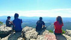 Looking over Shenandoah.