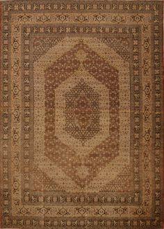 Matt Camron Rugs & Tapestries Antique Persian Tabriz Hajalil