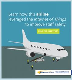 Japan Airlines Embraces IoT with the Help of NTT Communications Long Distance, Case Study, The Help, Communication, Japan, Learning, Tv, Studying, Television Set