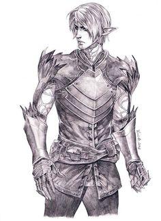 Dragon Age - Fenris