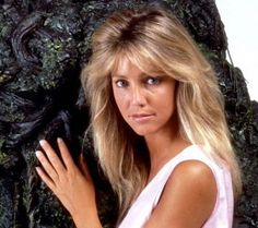 Young Heather Locklear