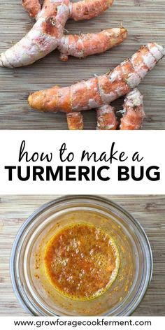 Learn how to make a fermented turmeric bug similar to a ginger bug but made with turmeric root instead. Use it as a base for naturally fermented sodas. Best Nutrition Food, Health And Nutrition, Health Tips, Nutrition Websites, Nutrition Guide, Health Benefits, Healthy Drinks, Healthy Eating, Healthy Recipes