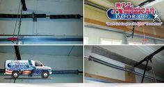 Is Your Garage Dooru0027s Spring Broken In Anoka MN? Call All American Door Co.  For Immediate Repair In Anoka MN.