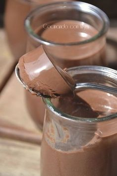 Takes no times and they are delicious. I use less cacao and sugar. Wrap Recipes, Sweet Recipes, Nesquik, Dessert Thermomix, Frangipane Recipes, Spagetti Recipe, Szechuan Recipes, Bellini Recipe, Gourmet