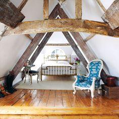 Schlafzimmer im Dachgeschoss Wohnideen Living Ideas