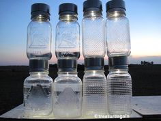 Mason Jar Solar Lights the Original Design by TreasureAgain