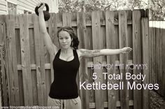 5 Total Body Toning Kettlebell Moves