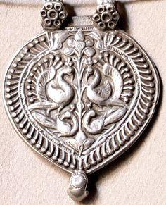 Antique Indian amulet.