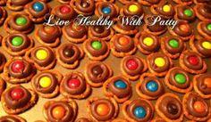 Patty's Pretzel Treats - So Easy and Yummy! www.livehealthywithpatty.com