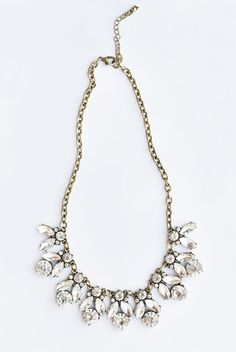 Shop cute jewelry that's vintage inspired at Morning Lavender - boutique clothing and accessories featuring fresh, feminine and affordable styles Cute Jewelry, Jewelry Accessories, Women Jewelry, Jewelry Necklaces, Cheap Jewelry, Gold Jewelry, Prom Necklaces, Women's Bracelets, Sparkly Jewelry