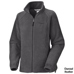 Columbia Womens Benton Springs Full-Zip Fleece Jacket - Gander Mountain