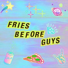 My guy knows his place is right behind fries Words Quotes, Me Quotes, Funny Quotes, Sayings, The Words, Bff, Whatever Forever, Word Up, Lettering