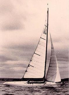 "5.50 JI ""Gilliatt V"", 1954"