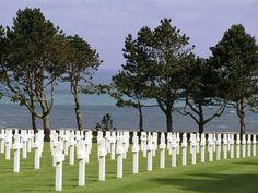 Visit Normandy, France