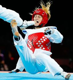 Olympic taekwondo actions - Did You See That? - Photos - SI.com