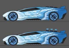 Electric Blue Concept by Bloodstability