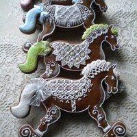 Christmas Gingerbread Men, Christmas Treats, Christmas Baking, Gingerbread Cookies, Fun Cookies, Holiday Cookies, Gingerbread House Designs, Cupcake Images, Cookie Tutorials