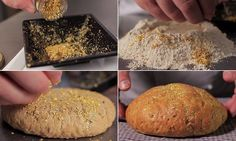World's most expensive bread is made with GOLD - and costs £100 a loaf
