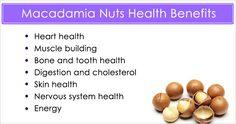 Macadamia Nuts Health Benefits