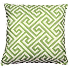 I pinned this from the Mardi Gras - Furniture & Accents with French Quarter Flair event at Joss and Main! Great colour and pattern. Outdoor Throw Pillows, Accent Pillows, Floor Pillows, Decorative Throw Pillows, Alaska House, Collections Of Objects, Young House Love, Joss And Main, Kids Room
