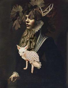 Igor Skaletsky. Collage.