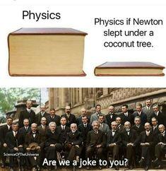 Funny Science Jokes, Funny Texts Jokes, Funny Fun Facts, Latest Funny Jokes, Funny Insults, Funny School Memes, Very Funny Jokes, Stupid Funny Memes, Funny Relatable Memes