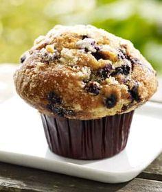Bountiful Blueberry Muffin