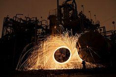 http://designtaxi.com/news/351422/Photographer-Captures-Dramatic-Showers-Of-Fire/